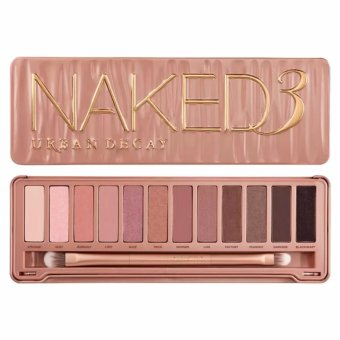 Harga NAKED 3 - NAKED3 URBAN DECAY [Trend 2016]