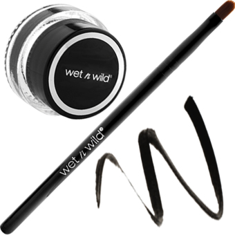 Harga wet n wild On Edge Crème Eyeliner - Carbon My Reach