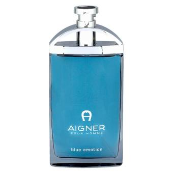 Harga Etienne Aigner Blue Emotion Men EDT 100ml Original - No Box
