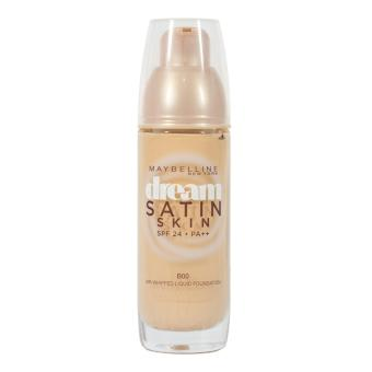 Harga MAYBELLINE FOUNDATION DREAM METTE D LIGHT B00