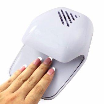 ... Nail Dryer Portable Alat Pengering Kuku Alat Manicure Pedicure Alat Pengiring Cat Kuku Alat Pengering