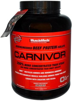 MuscleMeds Carnivor Whey Beef Protein