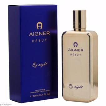 Harga Etienne Aigner Debut Night For Women EDP 100ML