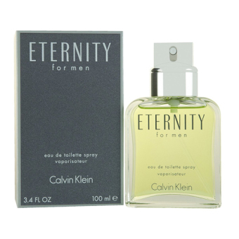 Harga Calvin Klein Eternity For Men EDT 100ml Tester