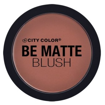 City Color Cosmetics Be Matte Blush - Hibiscus