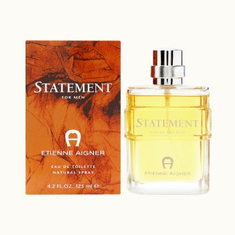 Harga Aigner Statement EDT 125ml Men