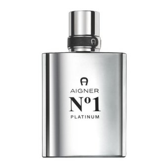 Harga Aigner No. 1 Platinum Man EDT 100ml