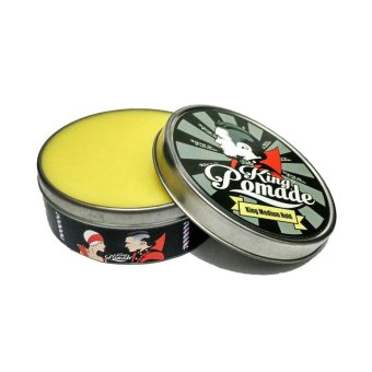 Harga King Pomade Medium Hold Oilbase 4oz - 113gram