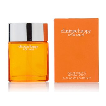 Harga Clinique Happy EDT 100ml Men
