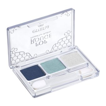 Harga Emina Pop Rouge Pressed Eye Shadow Blue