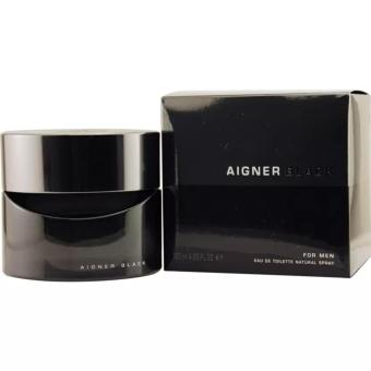 Harga Etienne Aigner Black EDT 125 ml for Men
