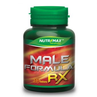 Harga Nutrimax Male Formula Rx 30's