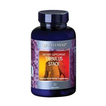 Harga Wellness Tribulus Stack (30 Caps)