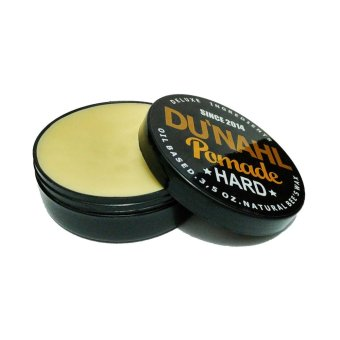 Harga Du'nahl Pomade Hard Oilbased Strong Hold