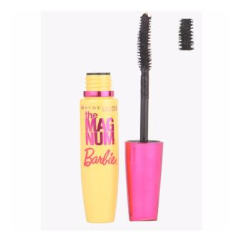 Harga Maybelline Magnum Barbie Waterproof Mascara - Balck