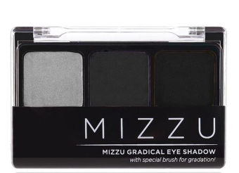 Harga Mizzu Gradical Eyeshadow Smoky Charcoal