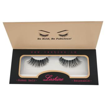 Harga Bulumata Premium Lashine - Richelle False Eyelash