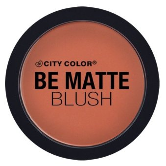 City Color Cosmetics Be Matte Blush - Zinnia