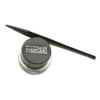 Harga Maybelline Eye Studio Gel Eyeliner - Hitam 01