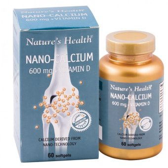 Harga Natural Health Nano Calcium 60's