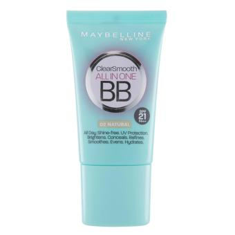 Harga Maybelline BB Cream Natural