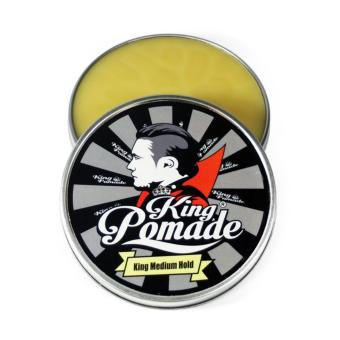 Harga King Pomade 2.8oz 80gram Medium Hold Oilbased