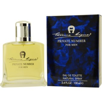 Harga Etienne Aigner Private Number for Men 100ml