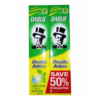 Harga Darlie Double Action 225gr