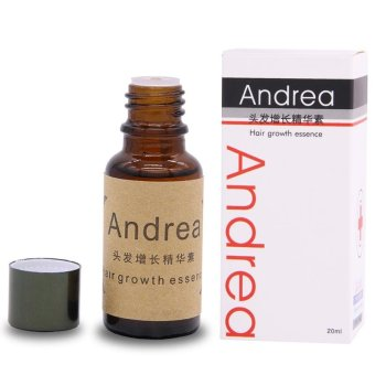 Harga Original fast Sunburst Andrea Fast Hair Growth Pilatory Essence Human Hair Oil Baldness anti Hair Loss invalid refund alopecia - intl
