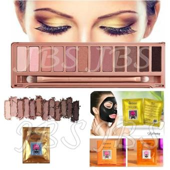 ... Mini Cetakan Alis Brow Class - 1 Pcs ... Source · Review Dan Harga Jbs Profesional 12 Warna Eye Shadow Makeup Palette Kit N3 Hanasui Naturgo Bpom