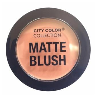 City Color Be Matte Blush - Natural