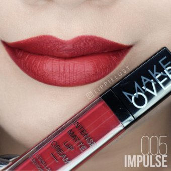 Harga Make Over Intense Matte Lip Cream 05 - Impulse