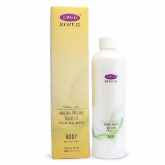 Harga JACO Kozuii Mineral Peeling Solution for Body Refill All Skin Types - 300ml