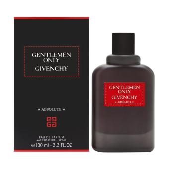Harga Givenchy Gentlemen Only Absolute EDP 100ml For Men Tester