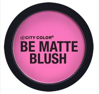 City Color Be Matte Blush - Dragon Fruit
