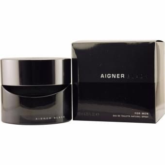 Harga Etienne Aigner Black For Men EDT 125ML Tester
