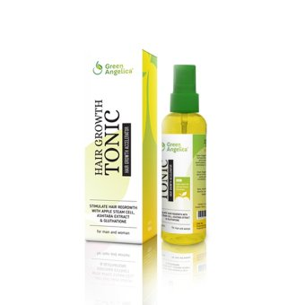 Harga Green Angelica Hair Tonic Penumbuh Rambut Hair Growth Accelerator