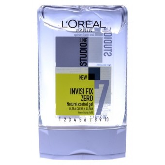 Harga Loreal Studio Invisi Fix Zero Gel 300ml