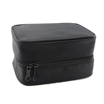 Harga Vinmax Protective Carry Case Bag For Portable Dentist Dental Surgical Medical Binocular Loupe Set (Black) - intl