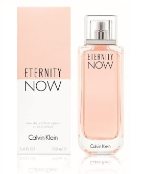 Harga Calvin Klein Eternity Now Woman - 100 ml