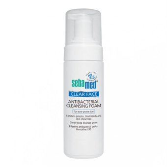 Harga Sebamed Clear Face Foam 150ml