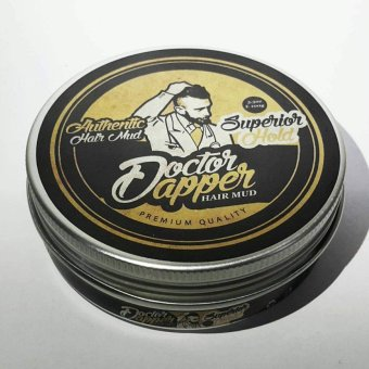 Doctorcos Dr Doctor Dapper Hair Mud Superior Hold