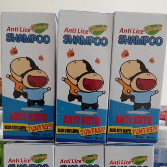 Harga SHAMPOO ANTI KUTU |SAMPO ANTI KUTU | ANTI LICE | SHAMPO FAMILY CARE