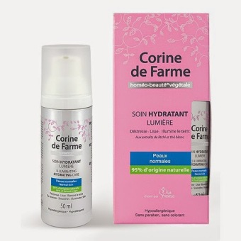 Harga Corine de Farme Illuminating Hydrating Care 50 Ml - Pelembab Wajah, Moisturizing Cream