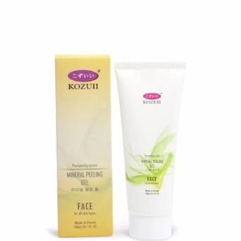 Harga JACO Kozuii Mineral Peeling for Face - All Skin Type 100ml
