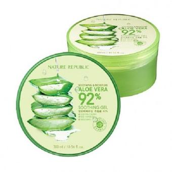 Harga Nature Republic Soothing & Moisture Aloe Vera 92% Soothing Gel - 300ml