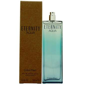 Harga Calvin Klein Eternity Aqua EDP 100ml Women (Tester)