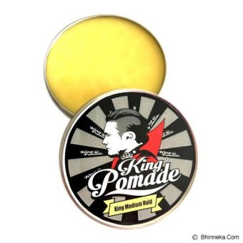 Harga king pomade 4oz medium hold