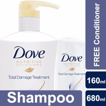 ... Harga Pantene 3mm Conditioner Total Damage 180m Review Spesifikasi Source Dove Total Damage Treatment Shampoo