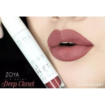 Harga Zoya Lip Paint - Deep Claret